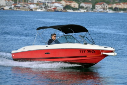 Miete Motorboot SEA RAY 175 SPORT Murter
