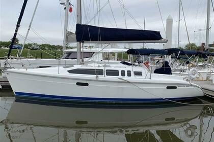 Rental Sailboat Hunter 336 Kemah