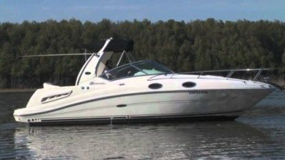 Charter Motorboat Searay 260 Sundancer 6.2 330Ch Mercruiser La Londe-les-Maures