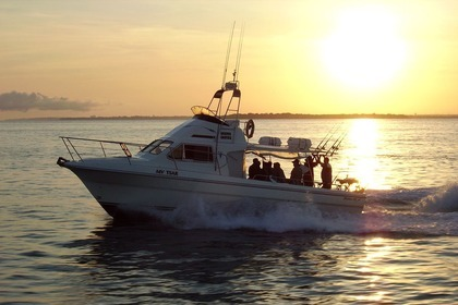 Rental Motorboat Sport fishing yacht 46 Chesapeake