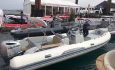 RIB Capelli Tempest 775 for rental