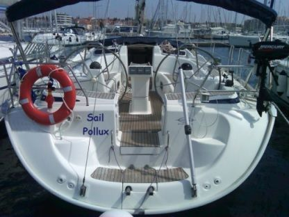 Rental Sailboat Bavaria 46 Cruiser Fethiye