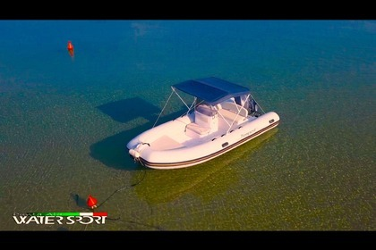 Rental RIB CAPELLI Easy 505 Punta Ala
