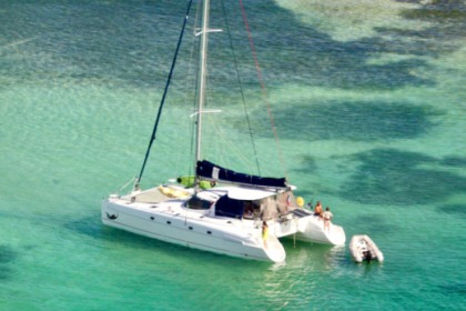 Location Catamaran FOUNTAINE PAJOT BAHIA 46 - Ajaccio Ajaccio