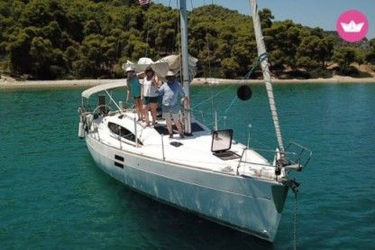 Charter Sailboat Elan Impression 394 Aegina