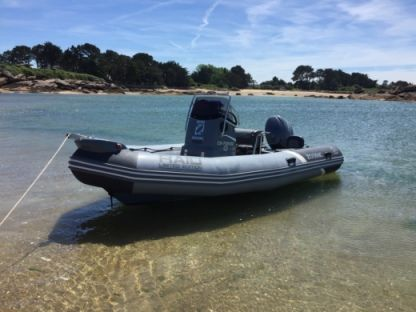 Location Semi-rigide Zodiac Pro Open 5.50 Perros-Guirec