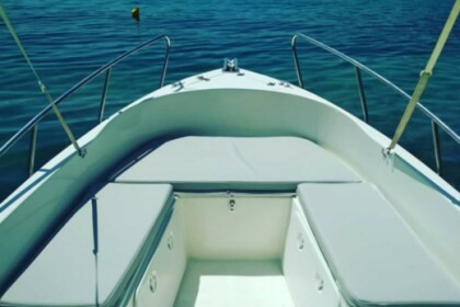 Rental Motorboat IONION 6 Lefkada