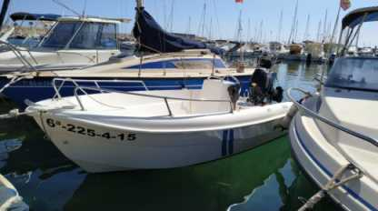 Charter Motorboat Estable 400 Villajoyosa