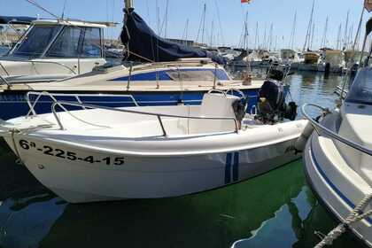Hire Motorboat ESTABLE 400 Villajoyosa