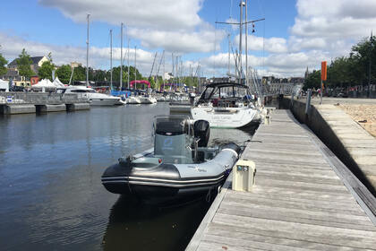 Location Semi-rigide Zodiac Pro Open 650 Vannes
