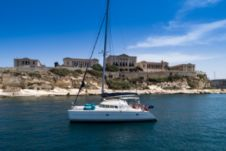 Catamaran Lagoon 410 for rental