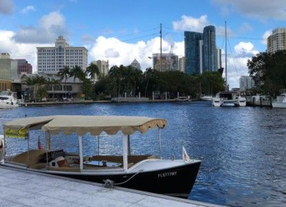 Rental Motorboat Duffy 21 Fort Lauderdale