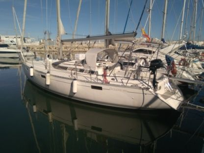 Rental Sailboat Beneteau 390 Gandia