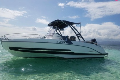 Аренда Моторная яхта BENETEAU Flyer 6.6 Spacedeck Ле Гозье