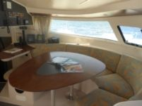 Catamaran Fountaine Pajot Athena 38 for hire