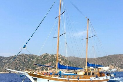 Rental Sailboat Gulet SYROLANA Mykonos