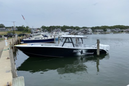 Charter Motorboat Yellowfin 39' Center Console Osterville