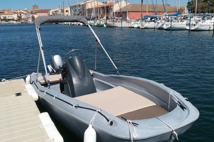 Charter Motorboat Funyak 4.50 Console Chalon-sur-Saône