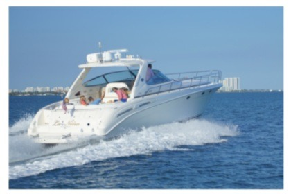 Charter Motorboat Searay 54 North Bay Village