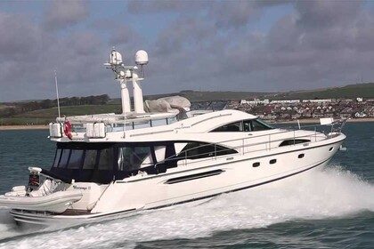 Hire Motorboat Fairline Squadron 58 Sliema