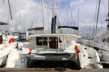 Location Catamaran Fountaine Pajot Salina 48 Athènes