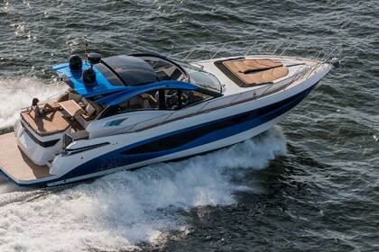Rental Motorboat Galeon HTS485 Laurium