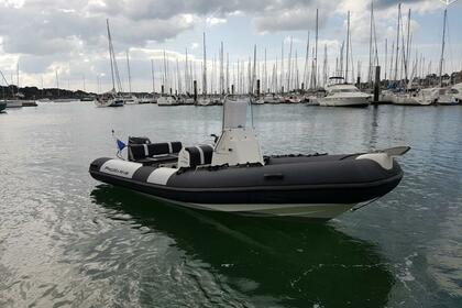 Location Semi-rigide Pro Marine MANTA 610 Brest