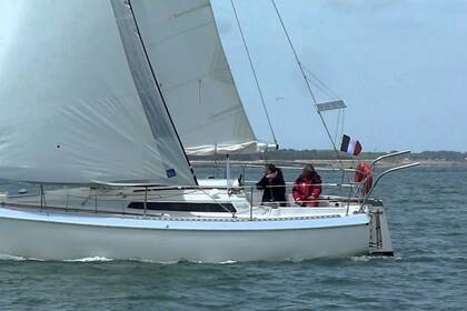 Hire Sailboat GIB SEA 28 Honfleur