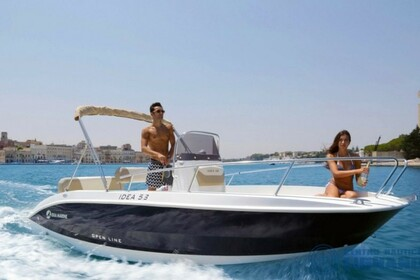 Hire Motorboat Idea Marine 53 Open Sirmione