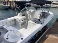 Motorboat Polar Dual Console 21 for rental