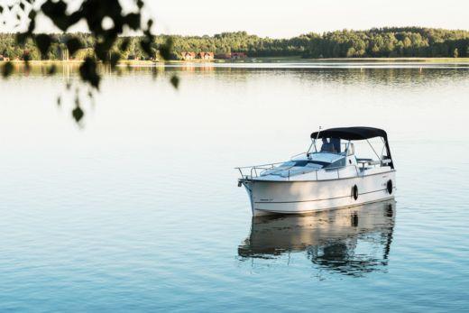 Аренда Nexus 850 в Венгожево - Click&BoatЧастная аренда яхт с «Click&Boat»Частная аренда яхт с «Click&Boat»