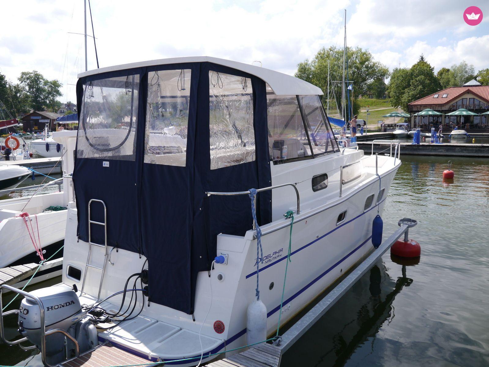 Аренда Nautika 830 Mc в Гижицко - Click&Boat