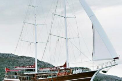 Hire Sailing yacht CUSTOM  0 KETCH GULET Marmaris