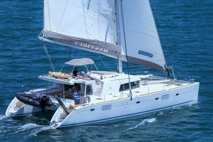 Hire Catamaran LAGOON 500 Pattaya