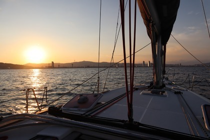 Rental Sailboat Jeanneau Sun Odyssey 409 Barcelona