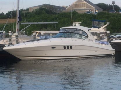 Rental Motorboat Sea Ray 40 Sundancer Fort Lauderdale