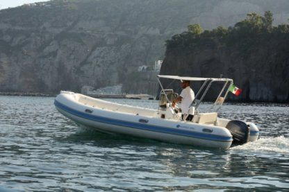 Rental RIB Scanner Gommone 6 Metri Piano di Sorrento