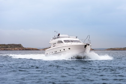Hire Motorboat Cantiere Nautico VZ VZ 18 Gothenburg