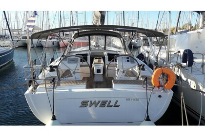 Hire Sailboat Hanse Hanse 455 Laurium