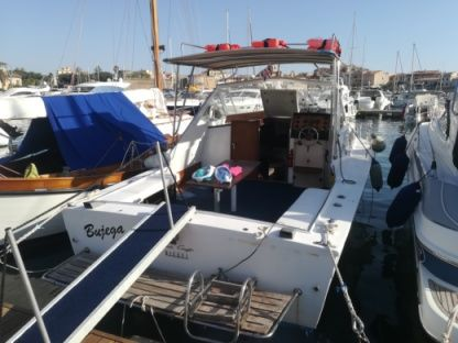 Miete Motorboot Chris Craft Supercatalina 28 Alghero