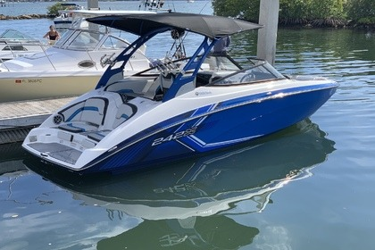 Rental Motorboat Yamaha 242x E-Series Boynton Beach