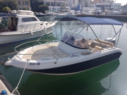 Charter Motorboat Atlantic 2 Tisno