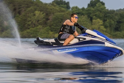 Location Jet-ski Yamaha Vx cruiser HO Bordighera
