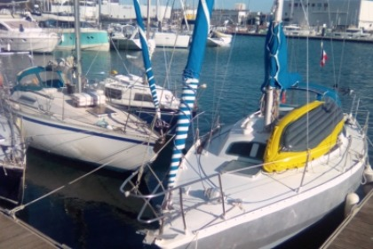 Rental Sailboat Alubat OVNI 31 Les Sables-d'Olonne