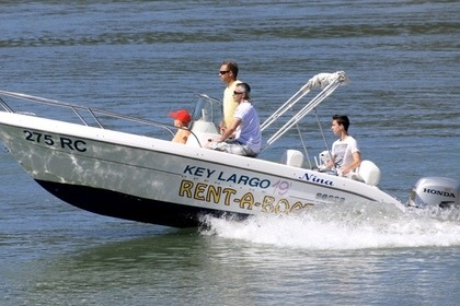 Hire Motorboat SESSA MARINE KEY LARGO 19 Rabac