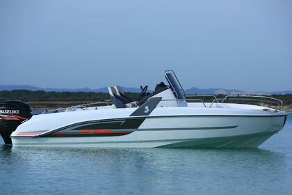 Hire Motorboat Beneteau FLYER 6.6 SPACEDECK Six-Fours-les-Plages