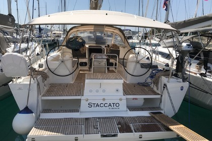 Charter Sailboat DUFOUR 512 Grand Large Rogoznica