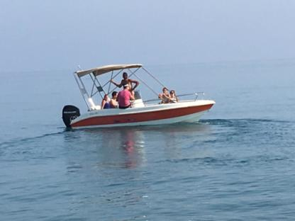 Rental Motorboat As Marine Enika 5.30 Milazzo