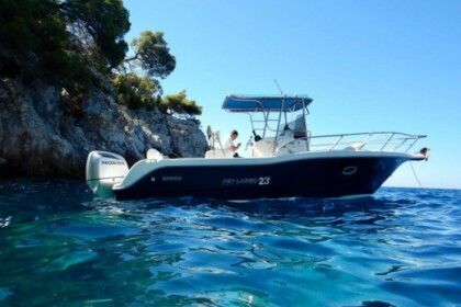Rental Motorboat Sessa Marine Key Largo 23 Korčula