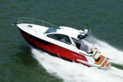 Rental Motorboat Monterey 360SC Englewood Cliffs